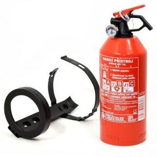 Požiarná bezpečnosť - hasiace prístroje, skrinky, príslušenstvo